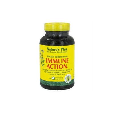 Nature's Plus Immune Action - 120 Vegetarian Capsules