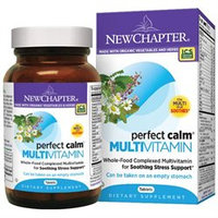 New Chapter Perfect Calm Multivitamin - 144 Tablets