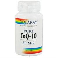 Solaray Pure CoQ-10 - 30 mg - 60 Capsules