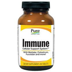 Pure Essence Labs Immune Cellular Support System - 60 Tablets