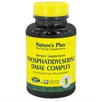 Nature's Plus Phosphatidylserine DMAE Complex - 60 Vegetarian Capsules