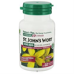 Nature's Plus St. John'S Wort Ha 300 MG - 60 Capsules - Other Herbs
