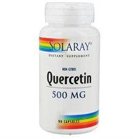 Solaray - Quercetin Non-Citrus 500 mg. - 90 Capsules