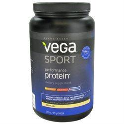 Vega Sport Performance Protein Vanilla - 29.2 oz