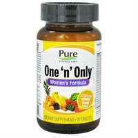 Pure Essence Labs One 'n' Only Women's Formula (90 Tablets)