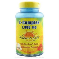 Nature's Life C-Complex - 1000 mg - 250 Tablets