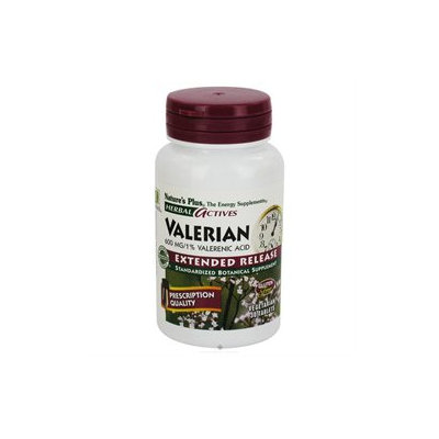 Nature's Plus Valerian Ha 600 MG - 30 Tablets - Other Herbs