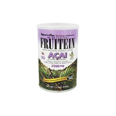 Nature's Plus Fruitein Acai Shake - 2500 million cells - 1.2 lbs