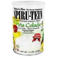 Nature's Plus Spiru-Tein Shake Pia Colada - 1.2 lbs