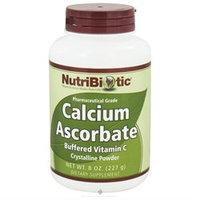 Nutribiotic - Calcium Ascorbate Crystalline Powder - 8 oz.
