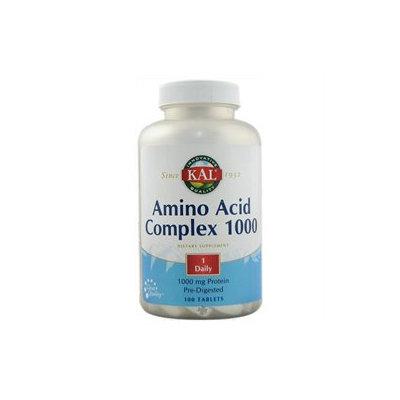 Kal Amino Acid Complex - 1000 mg - 100 Tablets