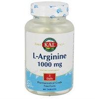 KAL L-Arginine 1000 MG - 60 Tablets - Arginine