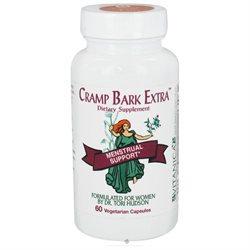 Vitanica - Cramp Bark Extra Menstrual Support - 60 Capsules