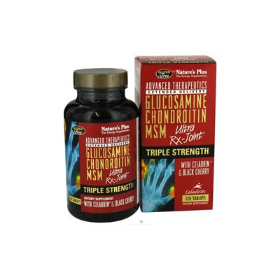 Nature's Plus Triple Strength Ultra Rx-Joint - 120 Tablets