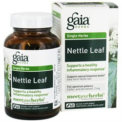 Gaia Herbs Nettle Leaf Liquid Phyto Cap