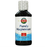 Kal - Purely Magnesium Unflavored 400 mg. - 4 oz.