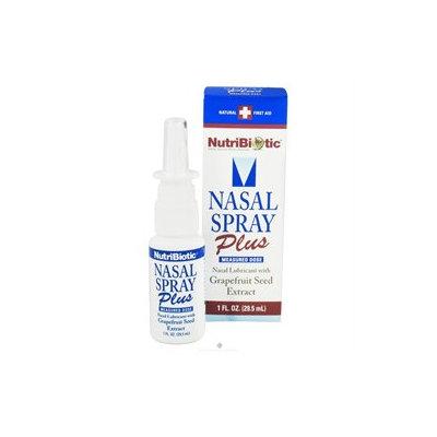 Nutribiotic - Nasal Spray Plus with Grapefruit Seed Extract - 1 oz.
