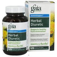 Gaia Herbs Herbal Diuretic - 60 Vegetarian Liquid Phyto-Caps