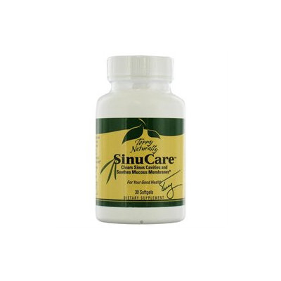EuroPharma - Terry Naturally SinuCare - 30 Softgels
