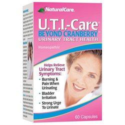 tural Care NaturalCare - UTI-Care Urinary Tract Health - 60 Capsules