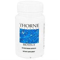 Thorne Research - Biotin 8 mg. - 60 Vegetarian Capsules