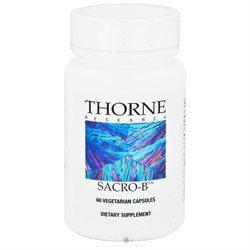 Thorne Research - Sacro-B 250 mg. - 60 Vegetarian Capsules