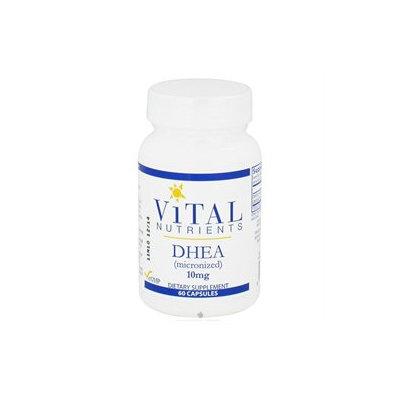 Vital Nutrient's Vital Nutrients - DHEA Micronized 10 mg. - 60 Capsules