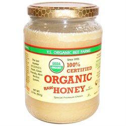 YS Royal Jelly/Honey Bee Certified Organic Honey