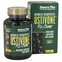 Nature's Plus - Ostivone Rx Bone - 60 Tablets