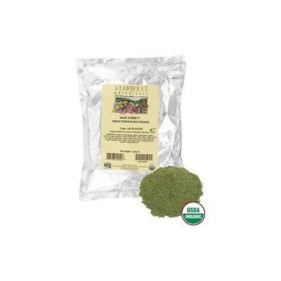 Starwest Botanicals - Bulk GreenPower Blend Organic - 1 lb.