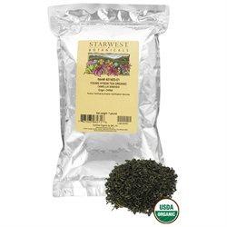 Starwest Botanicals, Organic Young Hyson Tea 1 lb