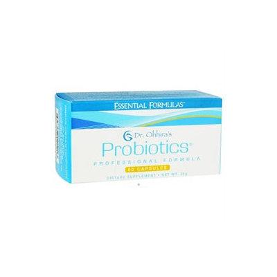 Essential Formulas - Dr. Ohhira's Probiotics Professional Formula
