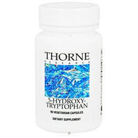 Thorne Research - 5-Hydroxytryptophan - 90 Vegetarian Capsules