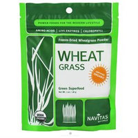 Navitas Naturals Organic Wheat Grass Powder - 1 oz