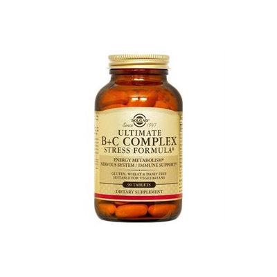 Solgar - Ultimate BC Complex Stress Formula - 90 Tablets