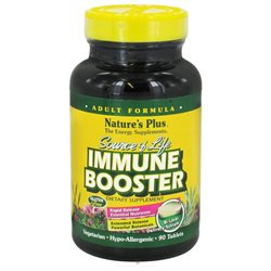 Nature's Plus Source of Life Immune Booster - 90 Tablets