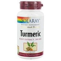 Solaray Turmeric Root Extract - 300 mg - 120 Capsules