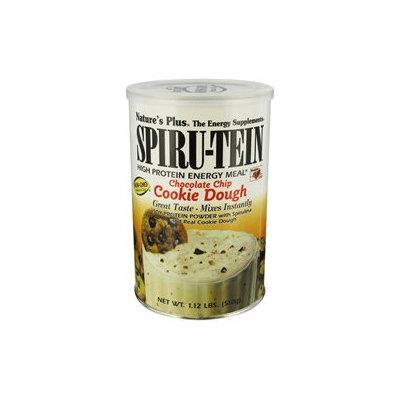 Spirutein Cookie Dough Nature's Plus 1.1 lbs Powder