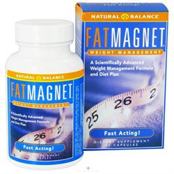 Fat Magnet, Advanced Weight Management, 72 Capsules, Natural Balance