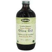 Flora - Extra-Virgin Olive Oil Certified Organic - 17 oz.