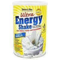 Nature's Plus Ultra Energy Shake Vanilla - 0.8 lbs