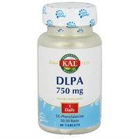 Kal - DLPA Dl-Phenylalanine 750 mg. - 60 Tablets