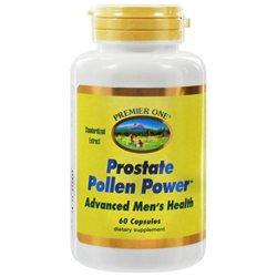Premier One Prostate Pollen Power - 60 Capsules