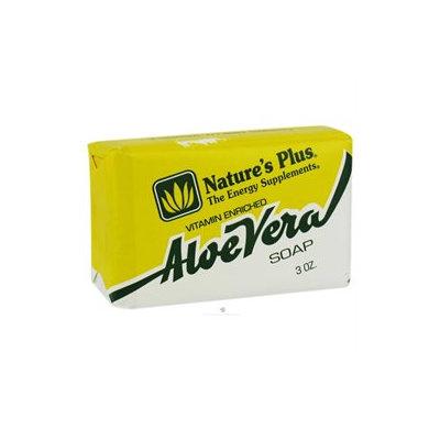 Nature's Plus - Aloe Vera Soap Lemon - 3 oz.
