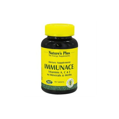 Nature's Plus Immunace - 90 Tablets - Other Supplements