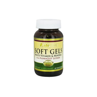 Lifetime Multi-Vitamin and Mineral Softgels - 60 Softgels