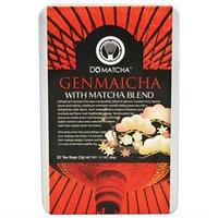 DoMatcha Green Tea, Genmai-Cha with Roasted Rice & Matcha, 20 ct Tea Bags