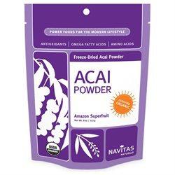 Navitas Naturals Acai Power Powder - 8 oz - Vegan