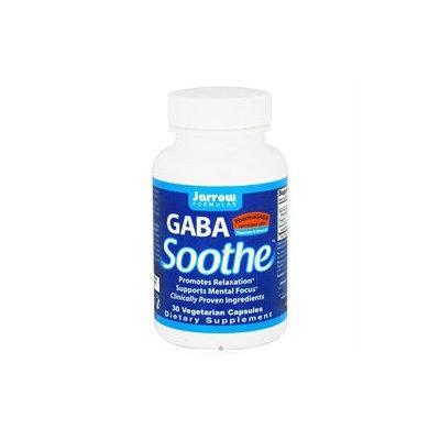 Jarrow Formulas - GABA Soothe - 30 Vegetarian Capsules