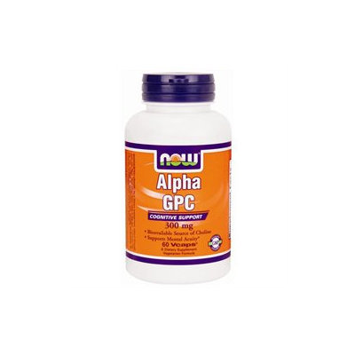 NOW Foods Alpha GPC 300 mg VCaps